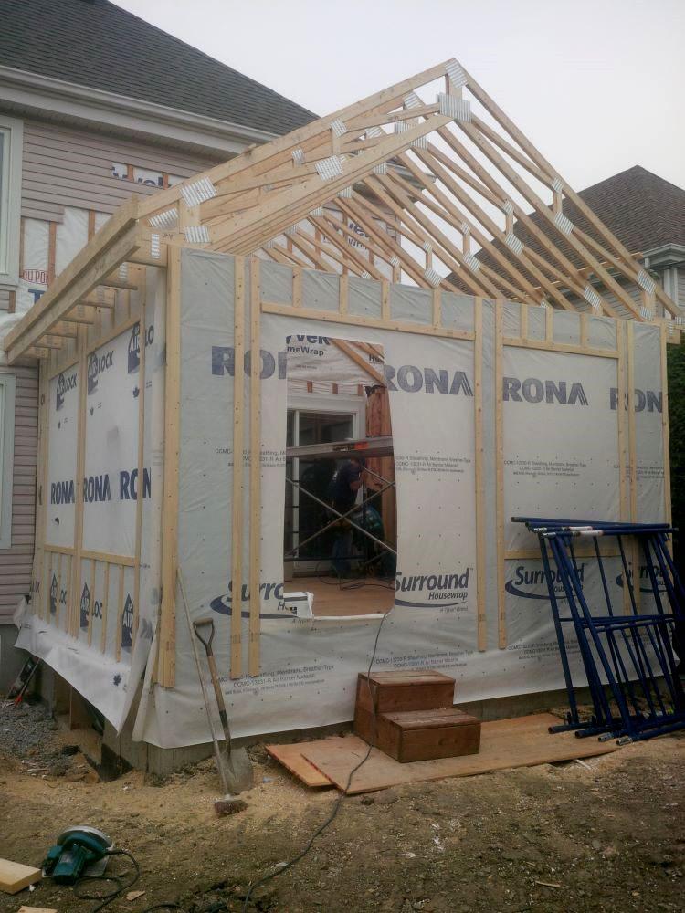 Agrandissement maison rive sud montr al longueuil for Association renovation maison